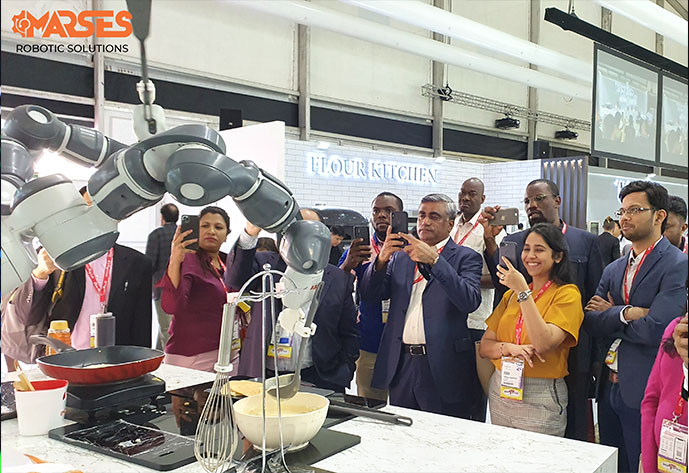 YuMi Robot Event Industry Applications