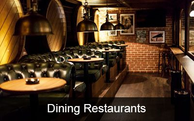 MARSES' Hospitality Solutions for Dining Restaurant