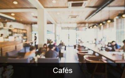 MARSES' Hospitality Solutions for Cafes