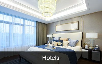 MARSES' Hospitality Solutions for Hotels