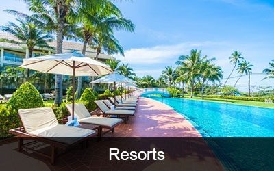 MARSES' Hospitality Solutions for Resorts